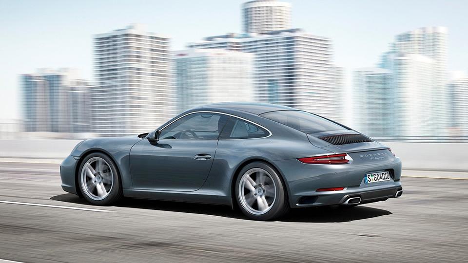 Обновленный Porsche 911 остался без системы Android Auto