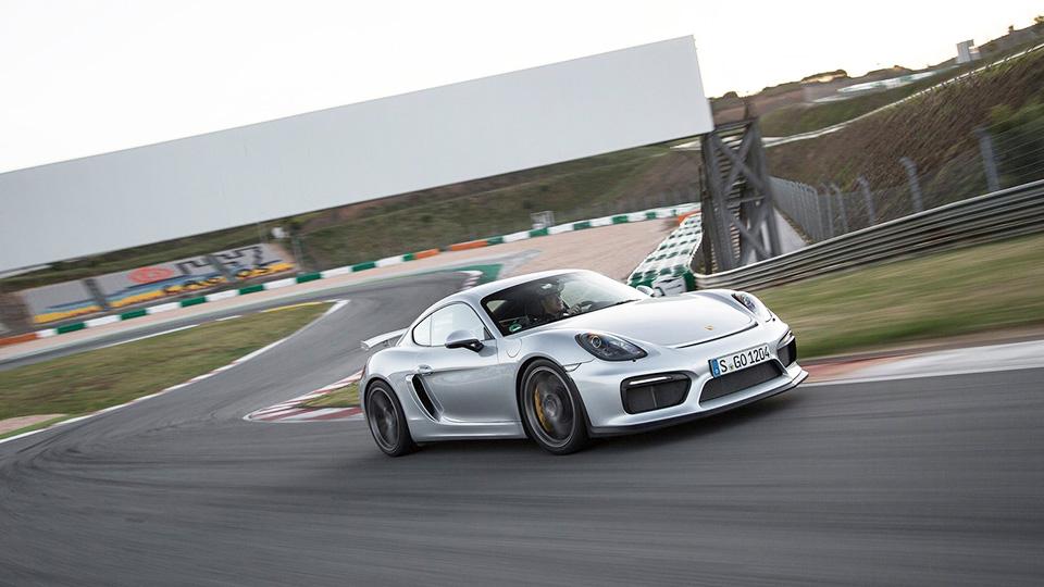Самый быстрый Porsche Cayman подготовят для гонок