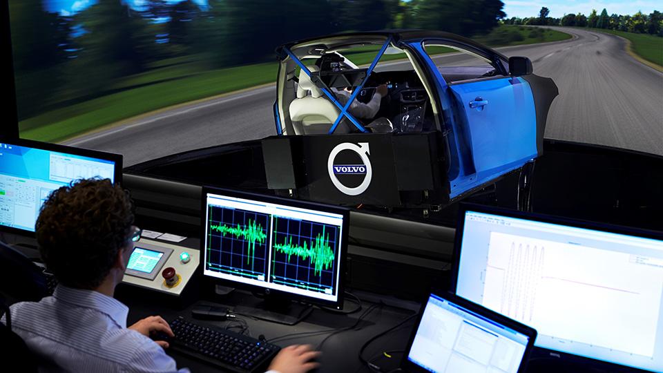 Volvo будет настраивать машины в виртуальной реальности