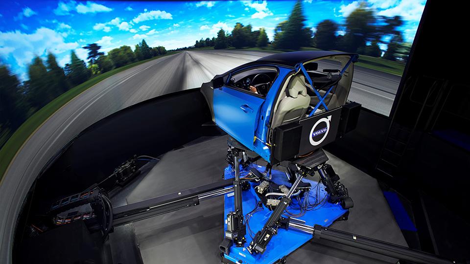 На симуляторе оптимизируют общий баланс машины и управляющую электронику