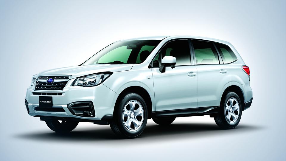 Компания Subaru обновила кроссовер Forester