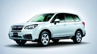 Subaru обновила Forester - Subaru