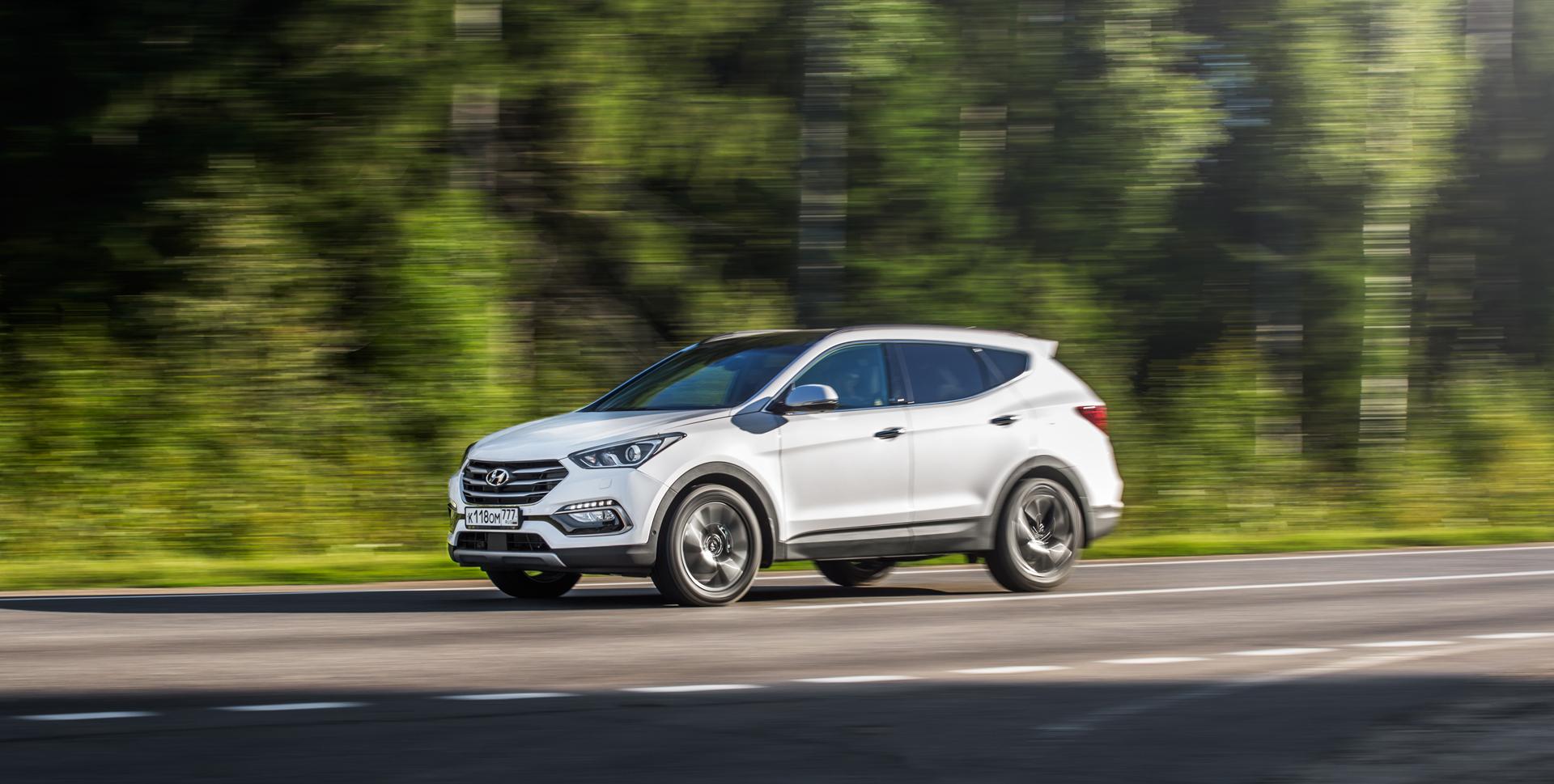 Как большой кроссовер Hyundai сам себя повысил в звании