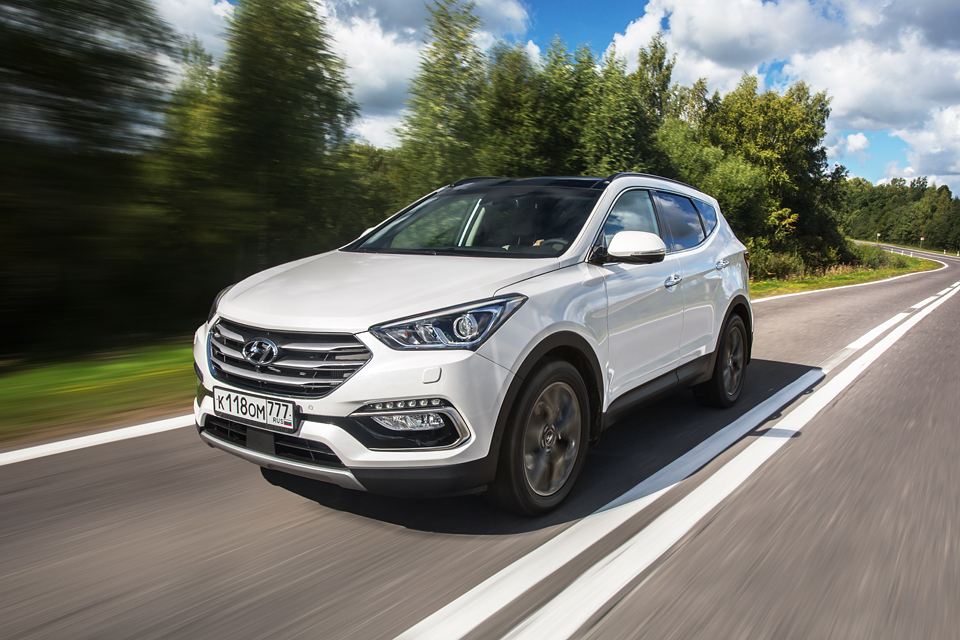 Как большой кроссовер Hyundai сам себя повысил в звании. Фото 1