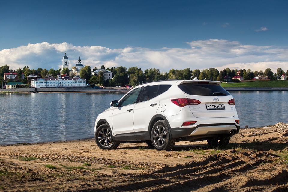 Как большой кроссовер Hyundai сам себя повысил в звании. Фото 2