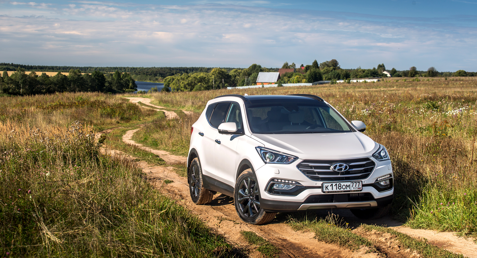 Как большой кроссовер Hyundai сам себя повысил в звании. Фото 3
