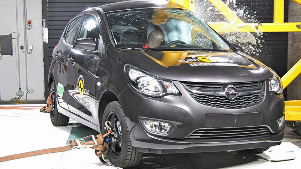 Организация Euro NCAP испытала родстер, компакт-кар и большой кроссовер. Фото 1