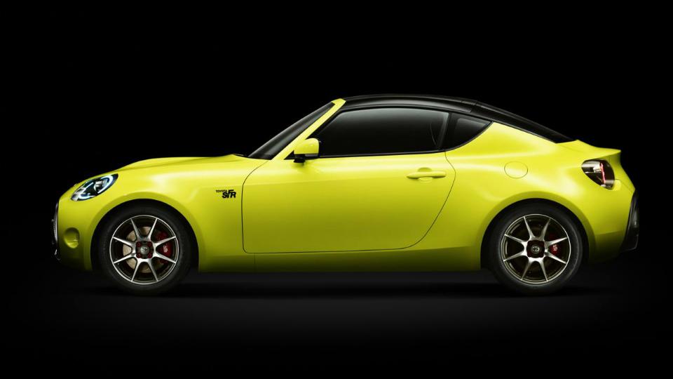 Купе займет место в линейке «Тойоты» на ступеньку ниже GT86