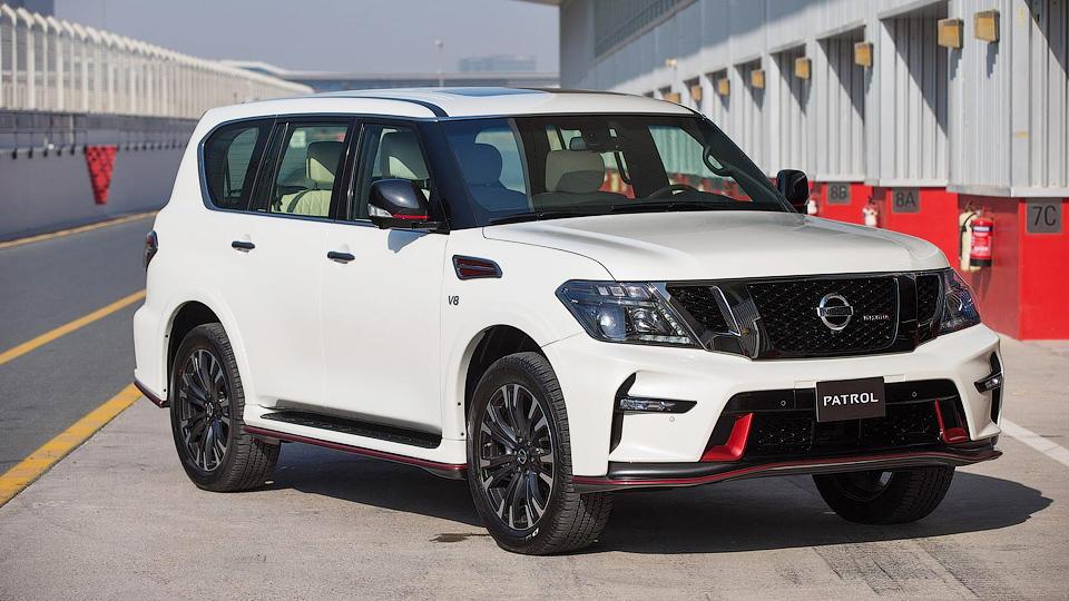 Nissan «зарядил» Patrol