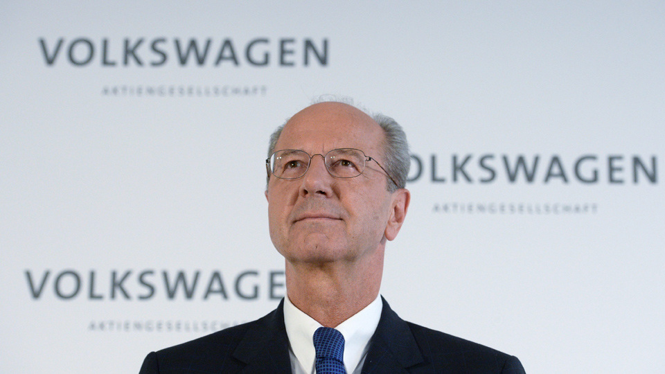 Концерн Volkswagen назначил нового председателя совета директоров