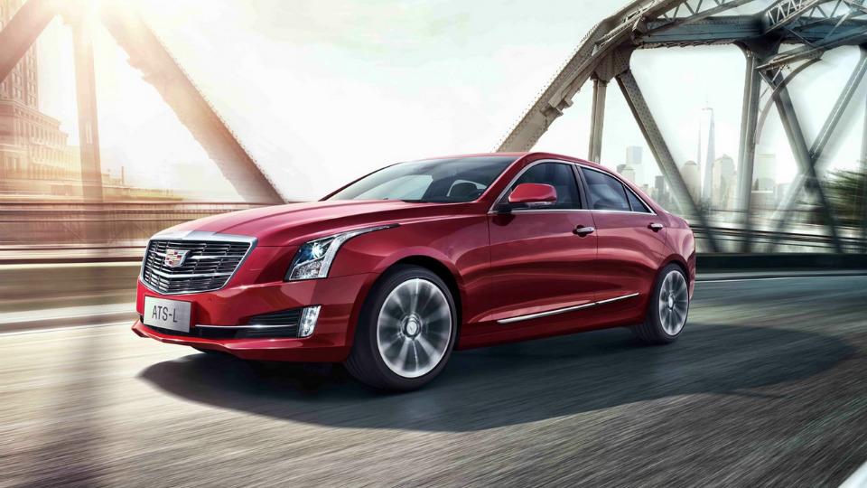Cadillac обновил удлиненный седан ATS