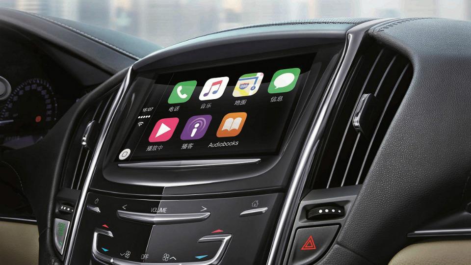 Cadillac ATS-L получил восьмиступенчатый «автомат»