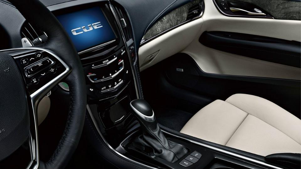 Cadillac ATS-L получил восьмиступенчатый «автомат» . Фото 1