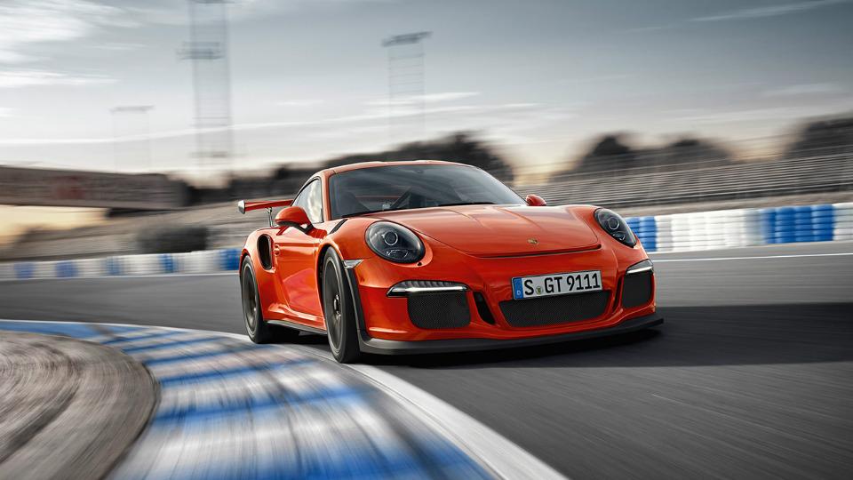 Porsche отметит 50-летие гоночной 911-ой особым спорткаром