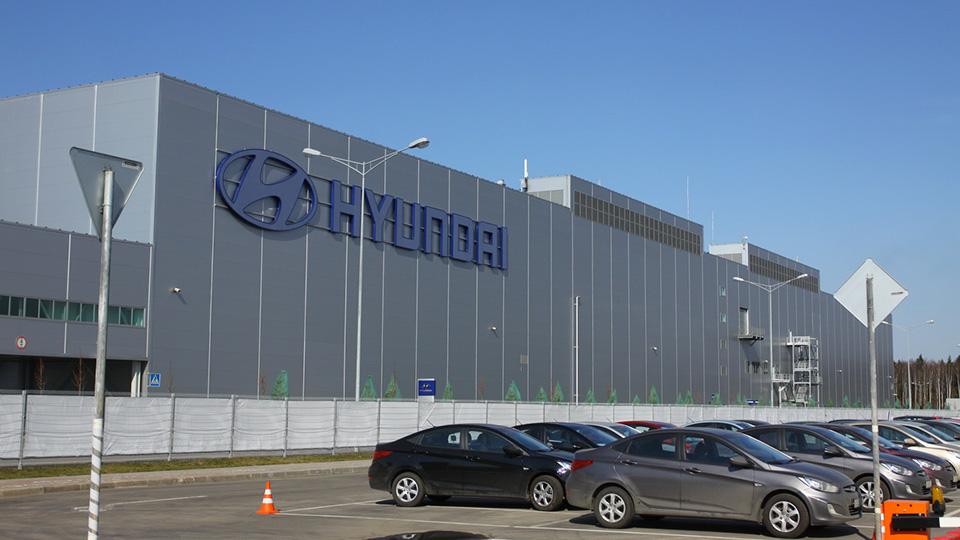 Hyundai вложит в завод в Петербурге 100 миллионов долларов