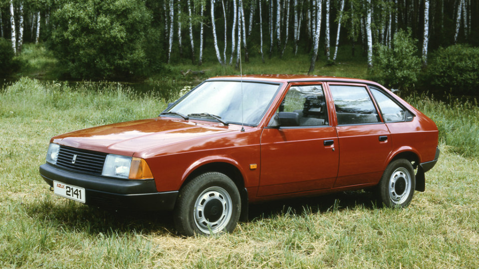 В России возродят автомобильный бренд «Москвич»