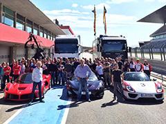 Бывшие ведущие Top Gear приступили к съемкам новой программы