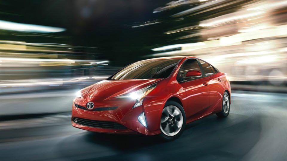 Toyota рассказала о силовой установке нового «Приуса»