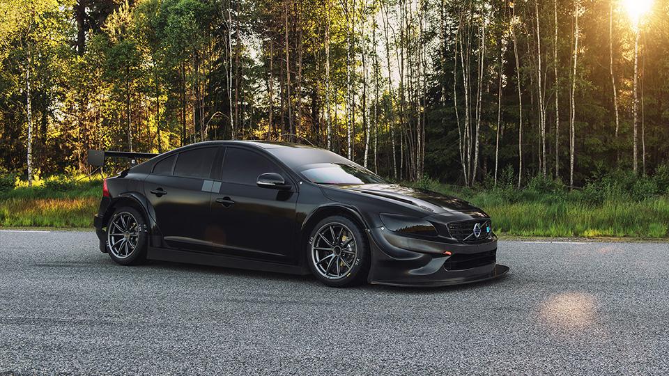 Volvo сразится с «Ладой» в WTCC