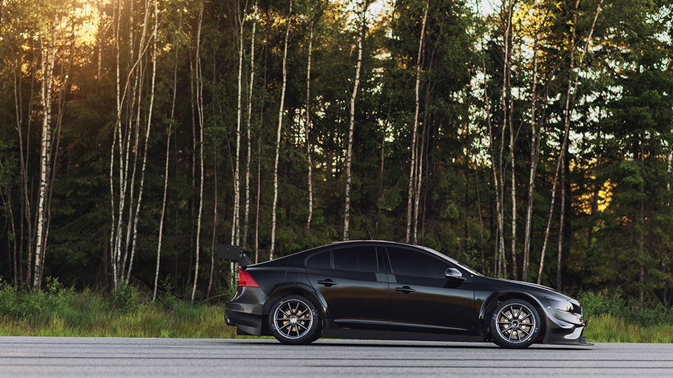 Шведы официально подтвердили участие в мировом кузовном первенстве. Фото 1