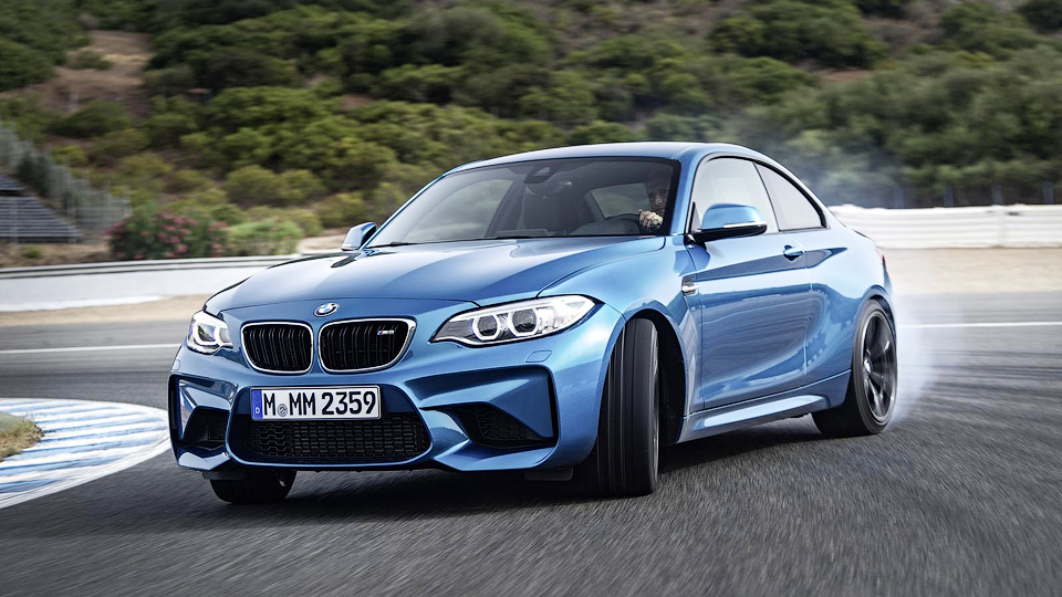 Купе BMW M2 на Нюрбургринге оказалось на 14 секунд быстрее «М-копейки»