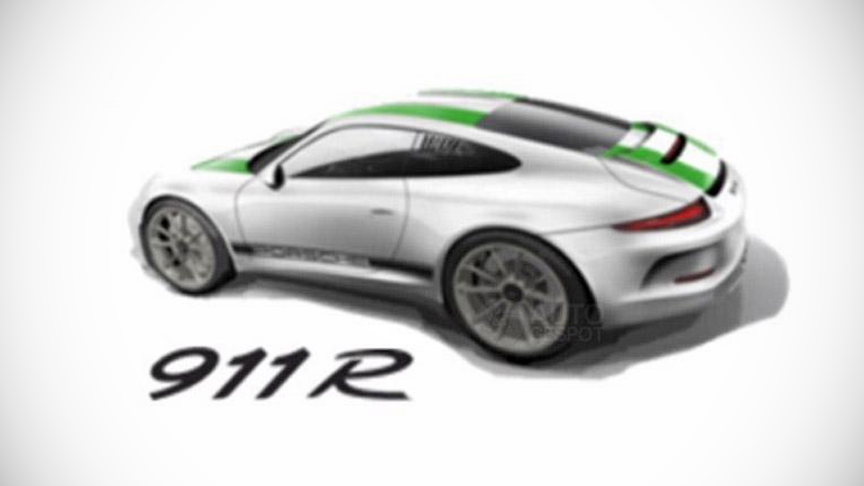 Марка Porsche распродала весь тираж еще не представленного суперкара