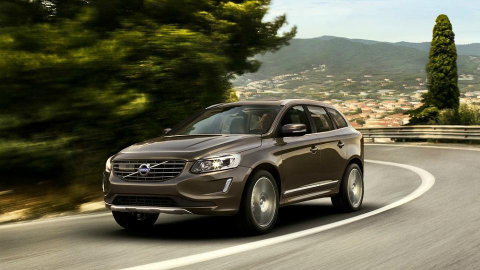 Volvo выпустит электрокроссовер с запасом хода 520 километров
