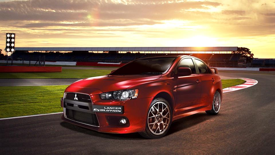 Mitsubishi отзовет в России Lancer Evolution