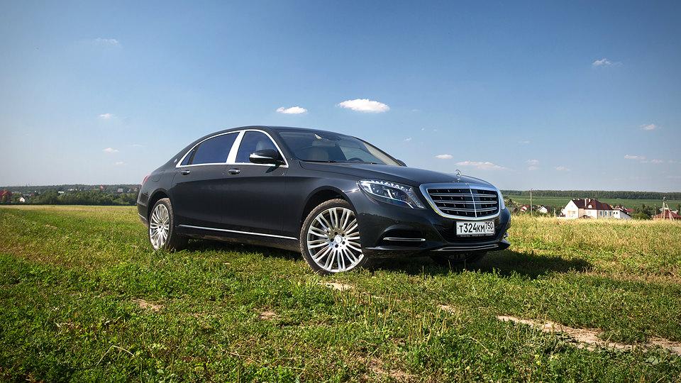«Мерседес» S-Class назвали самой прибыльной моделью в Москве