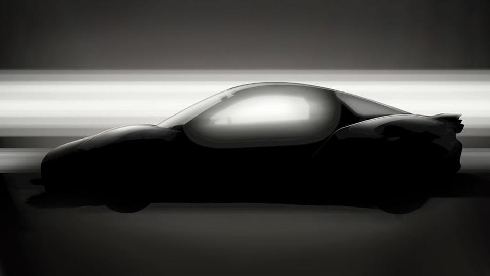 Yamaha покажет в Токио первый автомобиль