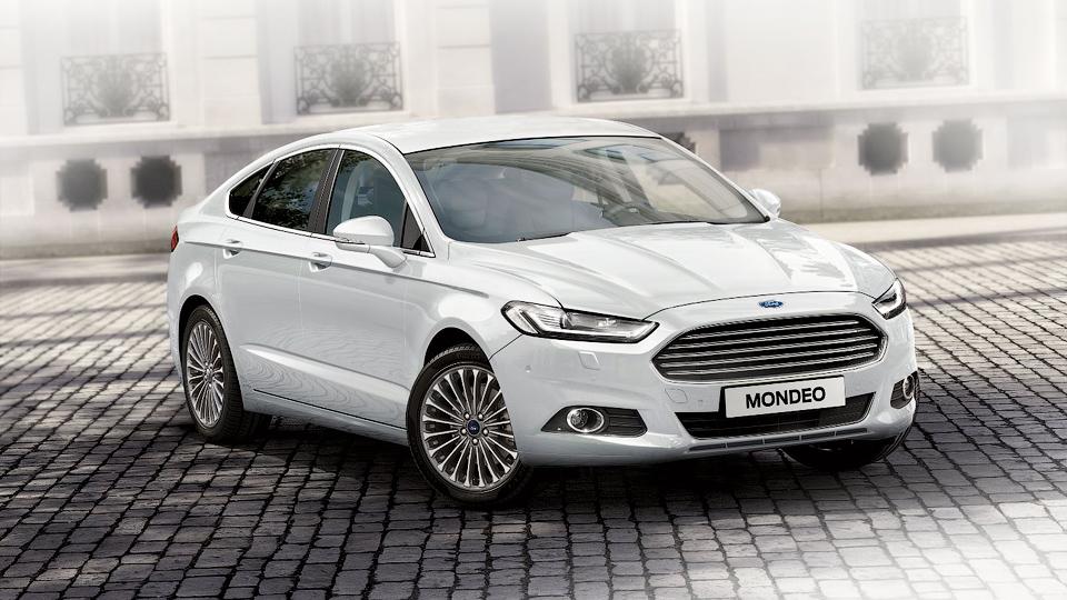 Ford привез в Россию топовый вариант Mondeo