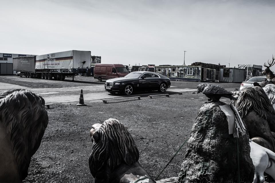 Из Питера в Москву на Rolls-Royce Wraith: вечная история на машине вне времени. Фото 8