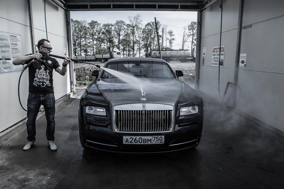 Из Питера в Москву на Rolls-Royce Wraith: вечная история на машине вне времени. Фото 6