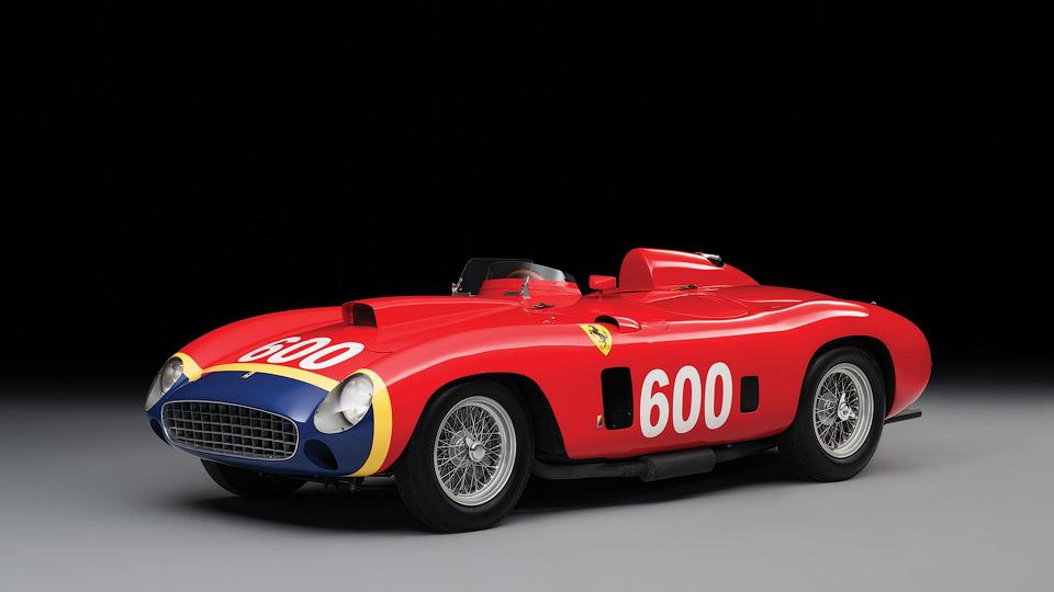 Гоночный Ferrari пятикратного чемпиона Формулы-1 уйдет с молотка