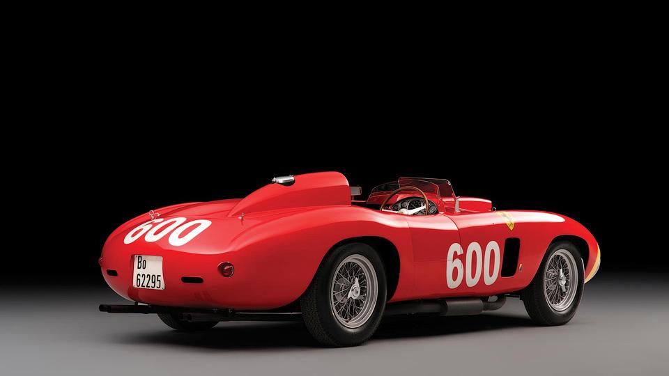 Ferrari 290 MM Хуана Мануэля Фанхио оцениили в 28 миллионов долларов
