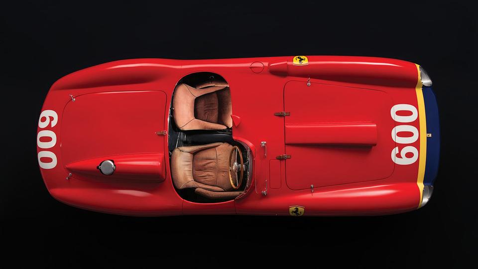 Ferrari 290 MM Хуана Мануэля Фанхио оцениили в 28 миллионов долларов. Фото 1
