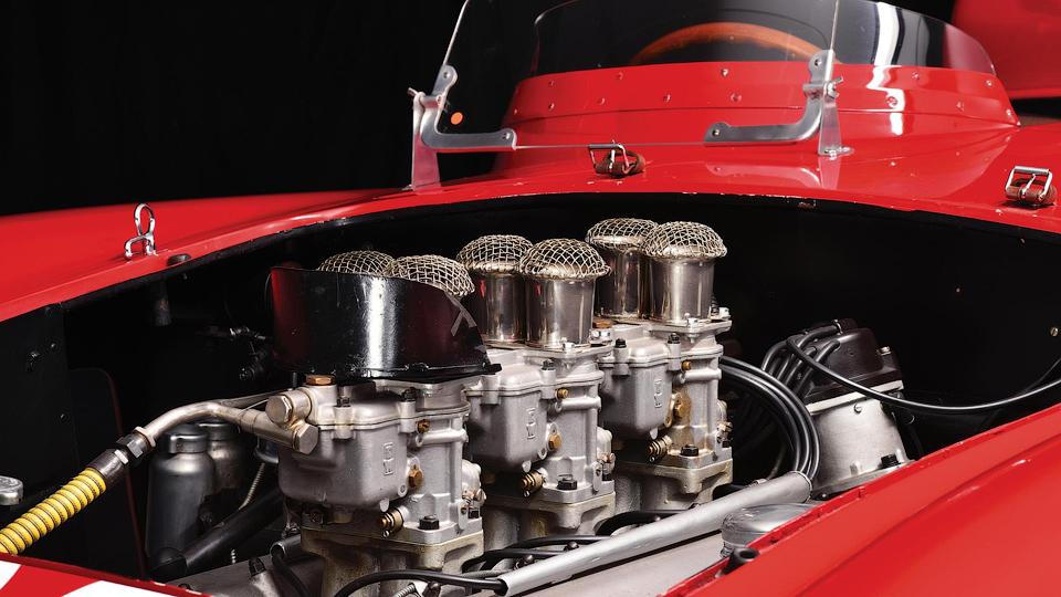 Ferrari 290 MM Хуана Мануэля Фанхио оцениили в 28 миллионов долларов. Фото 2