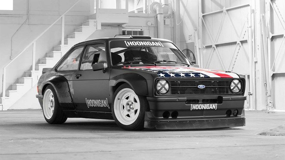 Представлена новая машина для «Джимханы». Фото 1