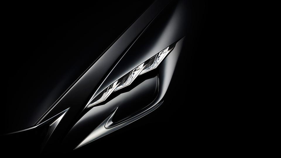Lexus привезет в Токио «видение прогрессивной роскоши»