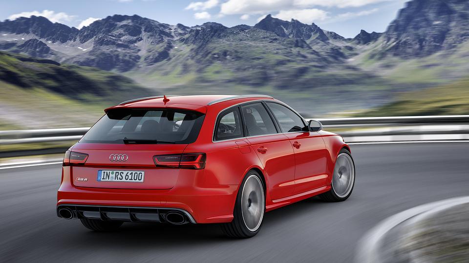 Audi сделала «заряженные» RS 6 и RS 7 еще мощнее и быстрее