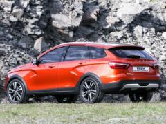 Универсал Lada Vesta Cross будут собирать на заводе в Ижевске