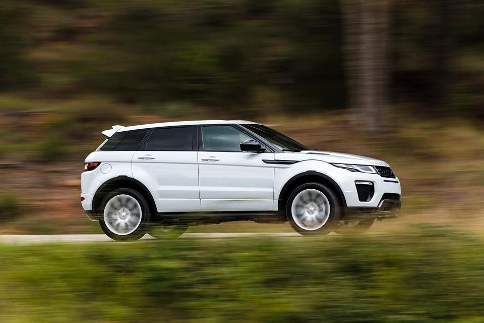 Как обновленный Range Rover Evoque привыкает купаться не в роскоши. Фото 1