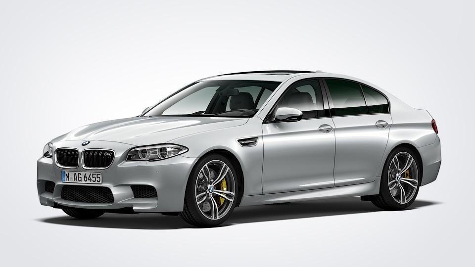 BMW еще раз выпустит 600-сильный седан M5 ограниченным тиражом