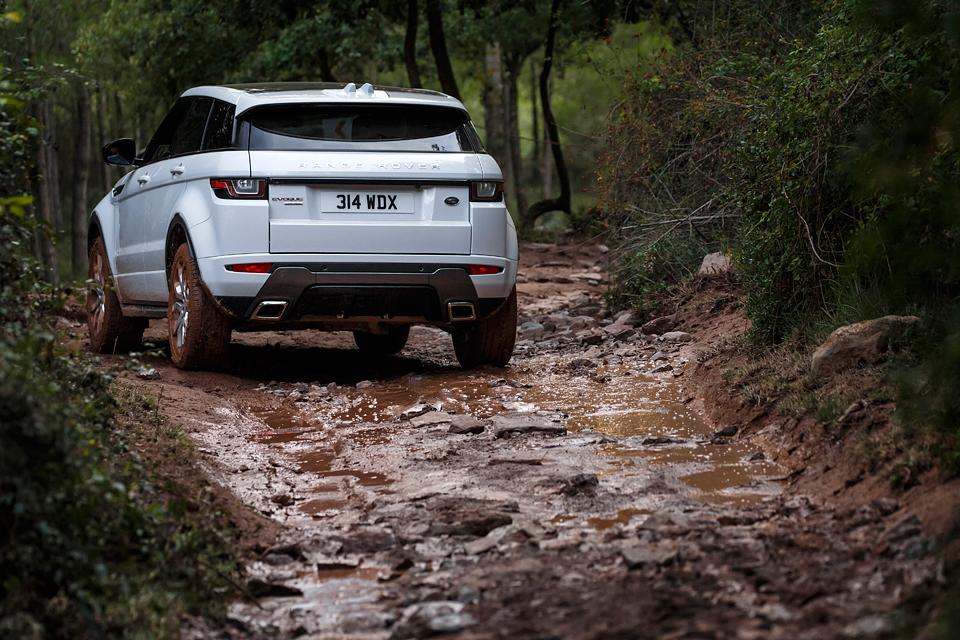 Как обновленный Range Rover Evoque привыкает купаться не в роскоши. Фото 3