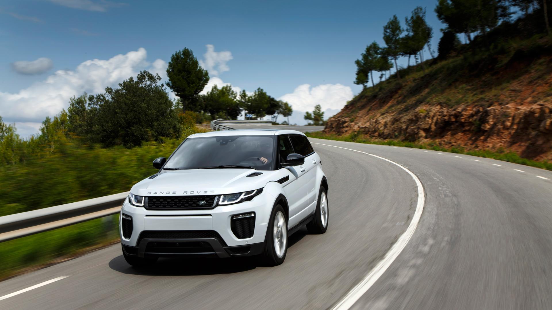 Как обновленный Range Rover Evoque привыкает купаться не в роскоши. Фото 2