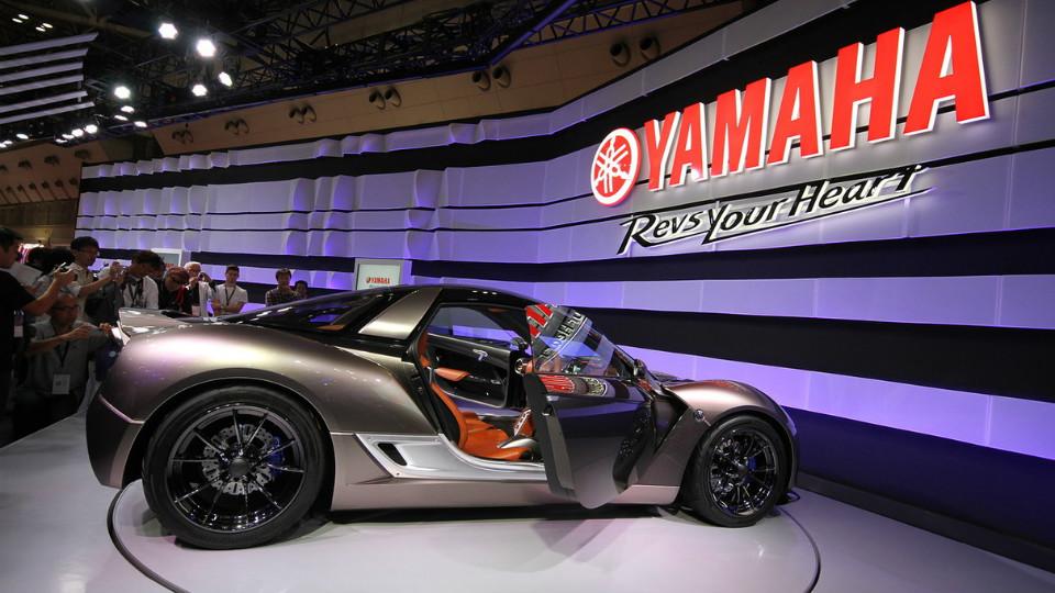 Японцы представили двухместное купе массой 750 килограммов