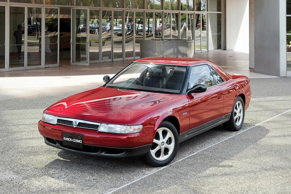 История роторных моторов Mazda. Фото 9