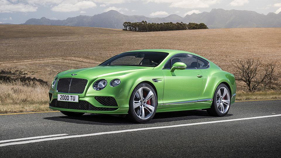 Bentley отзовет 767 автомобилей в России