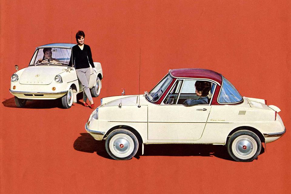 История роторных моторов Mazda