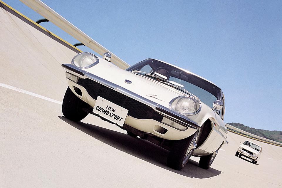 История роторных моторов Mazda. Фото 4